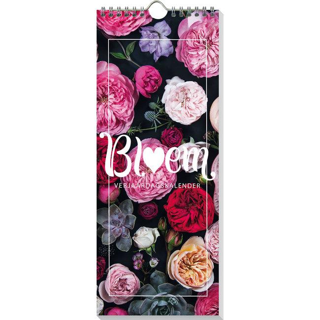 Blumen-Geburtstags-Kalender