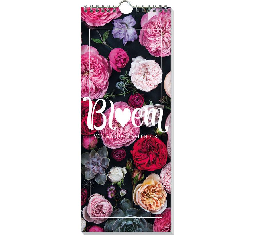 Bloemen Verjaardagskalender