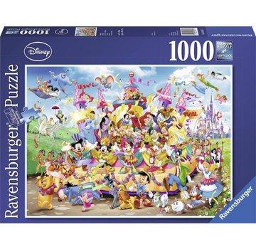 Ravensburger Karneval 1000 Disney Puzzle Pieces