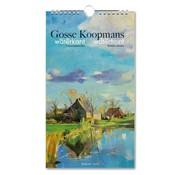 Bekking & Blitz Aan de waterkant, Gosse Koopmans Birthday Calendar