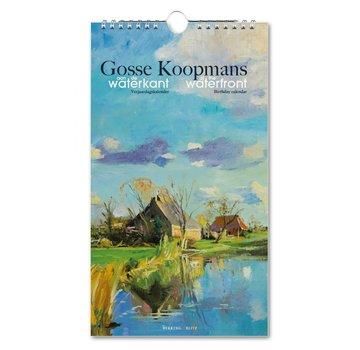 Bekking & Blitz Aan de waterkant, Gosse Koopmans Verjaardagskalender