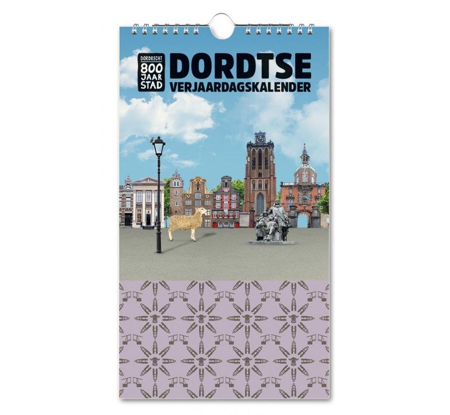 Dordrecht 800 jaar Verjaardagskalender