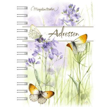 Hallmark Marjolein Bastin Adressbuch Schmetterlinge