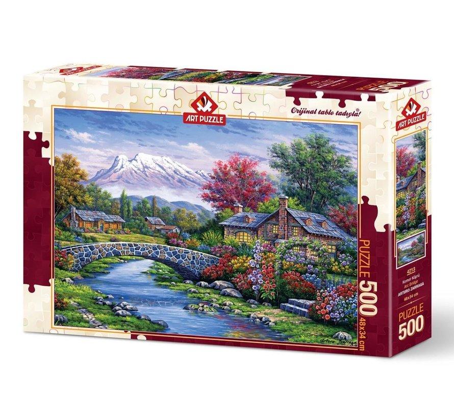 Arc-Brücke Puzzle 500 Stück