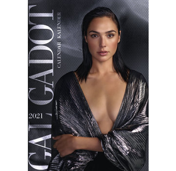 ML Publishing Gal Gadot Kalender 2021