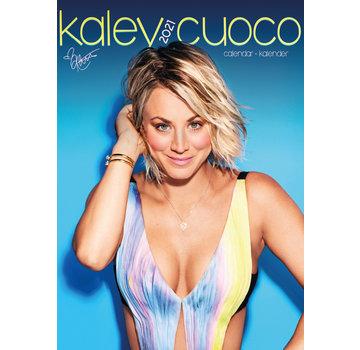 ML Publishing Kaley Cuoco Calendar 2021