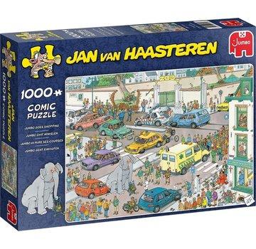 Jan van Haasteren Jan van Haasteren – Jumbo gaat Winkelen Puzzel 1000 Stukjes