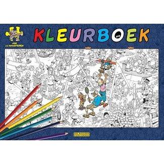 Big Balloon Jan van Haasteren Kleurboek