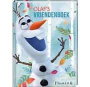 Inter-Stat Frozen 2  Olaf's Vriendenboekje