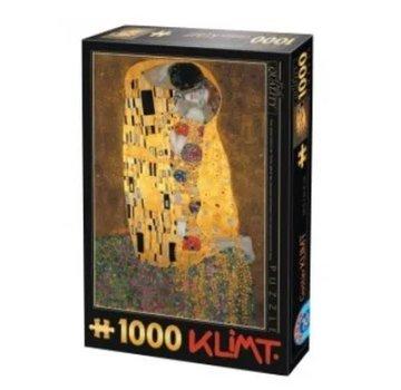 Dtoys Klimt Puzzel 1000 Stukjes