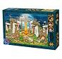 Cartoon Stonehenge Puzzel 1000 Stukjes