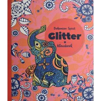 Inter-Stat Bohemian Spirit Glitter Coloring