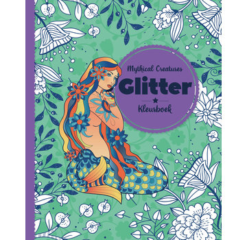 Inter-Stat Mythical Creatures Glitter coloriage