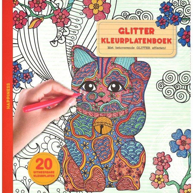 Inter-Stat Happiness Kleurplatenboek