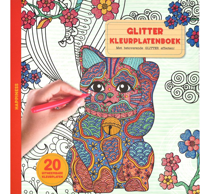 Bonheur Coloring Book