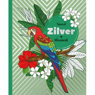 Inter-Stat Tropical Zilver Kleurboek