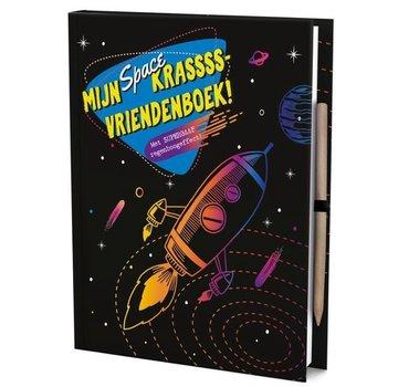 Inter-Stat Mijn Krass Vriendenboek! Space