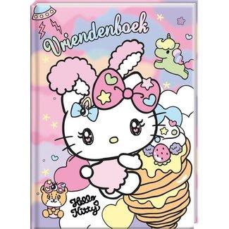 Inter-Stat Hello Kitty Vriendenboekje