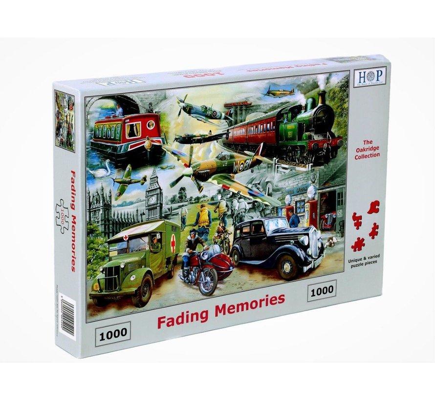 Fading Memories Puzzel 1000 Stukjes