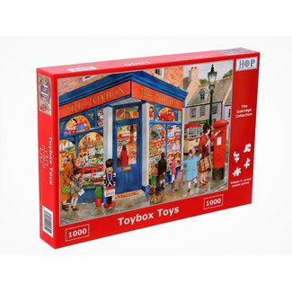 The House of Puzzles Toybox Toys Puzzle 1000 Pieces