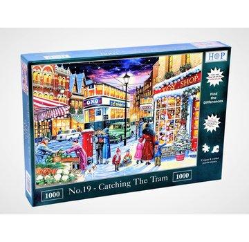 The House of Puzzles No.19 - Prendre le Tram 1000 Puzzle Pieces