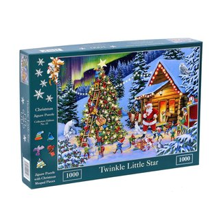 The House of Puzzles No.15 - Twinkle Little Star 1000 Pieces