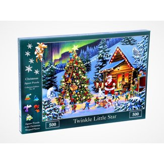 The House of Puzzles No.15 - Twinkle Little Star 500 Stück