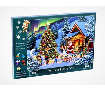 The House of Puzzles No.15 - Twinkle Little Star 500 Stukjes