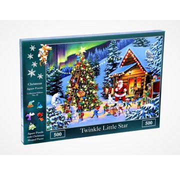 The House of Puzzles No.15 - Twinkle Little Star 500 Pieces