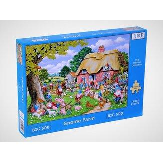 The House of Puzzles Gnome Farm 500 XL Stukjes