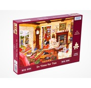 The House of Puzzles In Time for Tea Puzzel 500 XL Stukjes