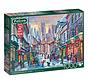 Christmas in York Puzzel 1000 Stukjes