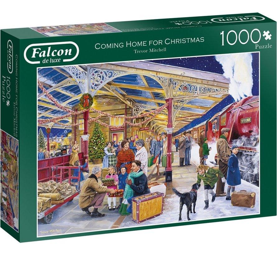 Coming Home for Christmas Puzzel 1000 Stukjes
