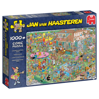 Jan van Haasteren Jan van Haasteren – Kinderfeestje Puzzel 1000 Stukjes