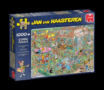 Jumbo Jan van Haasteren – Kinderfeestje Puzzel 1000 Stukjes