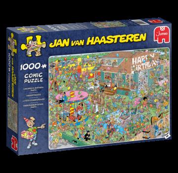 Jumbo Jan van Haasteren - 1000 Children's Puzzle Pieces