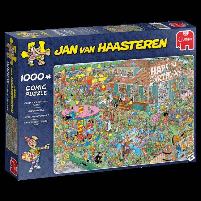 Jan van Haasteren Jan van Haasteren - 1000 Children's Puzzle Pieces