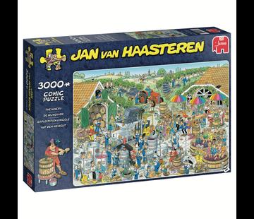 Jan van Haasteren Jan van Haasteren – De Wijngaard Puzzel 3000 Stukjes