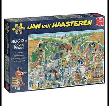 Jumbo Jan van Haasteren - Vineyard 3000  Puzzle Pieces