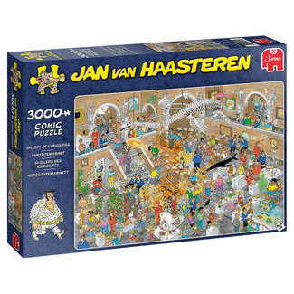Jan van Haasteren Jan van Haasteren - Skurrilitäten 3000 Puzzle Pieces