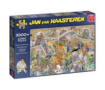 Jumbo Jan van Haasteren – Rariteitenkabinet Puzzel 3000 Stukjes