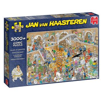 Jumbo Jan van Haasteren - 3000 Bizarreries Puzzle Pieces