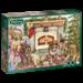 Falcon Weihnachten Welpen Puzzle 500 Stück