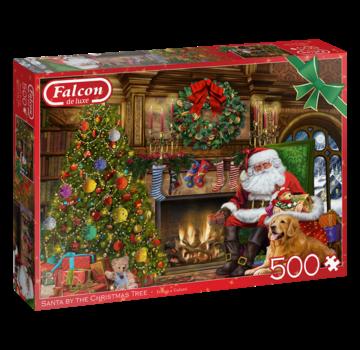 Falcon Père Noël par la Fire Place Puzzle 500 Pièces
