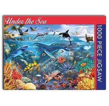 The Gifted Stationary Under the Sea Puzzle 1000 Pieces