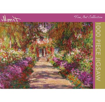 The Gifted Stationary 1000 Monet Puzzle Pieces