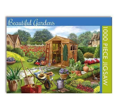 The Gifted Stationary Beautiful Gardens Puzzel 1000 Stukjes
