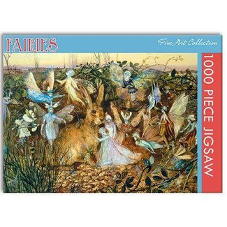 The Gifted Stationary Fairies Puzzle 1000 Stück