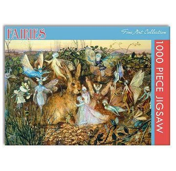 The Gifted Stationary Fairies Puzzle 1000 Pieces