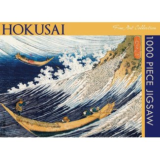 The Gifted Stationary Hokusai 1000 Puzzleteile